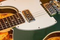 Fender Custom Shop 60s Tele Custom TV Jones Cadillac Green RW